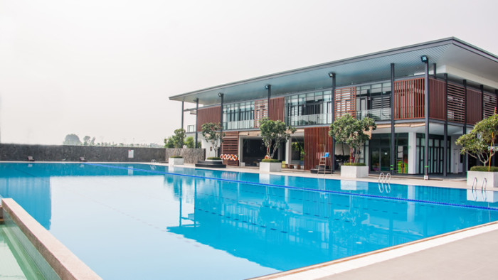 Club House Swimming Pool