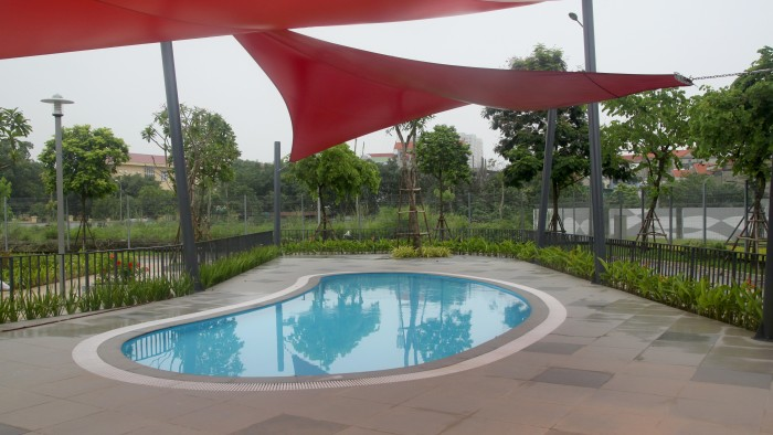 Kindergarten Swimming Pool