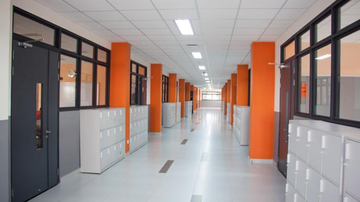 Typical Corridor's